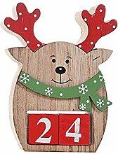 JenK Cing Weihnachtskalender Aus Holz
