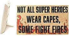 JennyGems Not All Superhelden tragen Capes Some