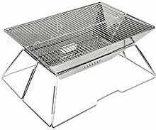 JEOJIOSS Campingkocher Outdoor-grillofen Tragbarer