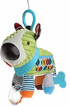 JERKKY Babyrassel Glocke Pacify Puppen