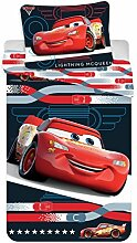Jerry Fabrics 17BS214 Disney Cars Bettwäsche mit