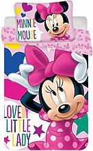 Jerry Fabrics 18BS089 Disney Minnie Maus