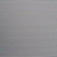 Jersey Stoff Meterware - Streifen 2 mm -