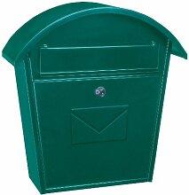 Jesolo Briefkasten Postkasten grün