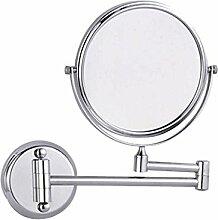 JEssie Wandmontage Kosmetikspiegel Badezimmer