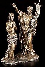Jesus Figur - Taufe durch Johannes   Veronese