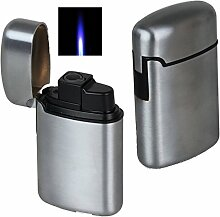 Jetflamme-Feuerzeug - Sturmfeuerzeug metal