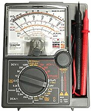 JF-XUAN Simulation Multipointer Typ Multimeter