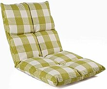 JFFFFWI Boden Stuhl Lazy Couch Klappsofa Winter