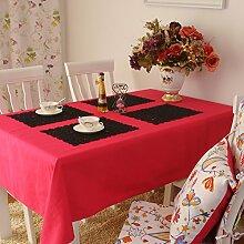 JFFFFWI JFFWI Tischdecke, Tischwäsche für