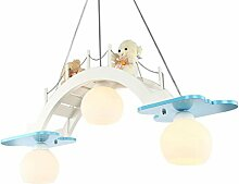 JFFFFWI Kronleuchter Kinderzimmer Kronleuchter LED