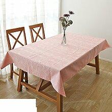 JFFFFWI Moderner einfacher Garten-Tisch Tuch