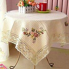 JFFFFWI [Tisch Tuch tabletücher],Handgemachte
