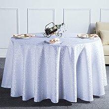 JFFWI Runde Tischwäsche für Hotels, Continental