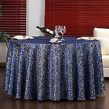 JFFWI Runde Tischwäsche für Hotels, quadratische