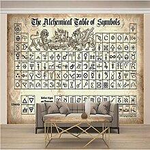 JFSZSD 3D Wallpaper Fußballspieler 200CMx140CM