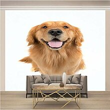 JFSZSD 3D Wallpaper Tiere & Hunde Fototapete