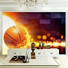 JFSZSD 3D Wallpaper Wellen 200CMx175CM Fototapete