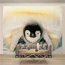 JFSZSD Fototapete Tiere & Pinguine Vlies