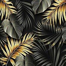 JFZJFZ Wandbild Nordic Tropical Pflanze Blätter