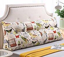 JGXVUYKDFV Lenden Kissen das Sofa/Tatami Grosse