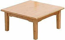 JH hj Tisch Massivholz quadratisch Nicht klappbar