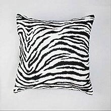 JHBJ Baumwolltuch Leinwanddruck / Sofa Kissen / Kissen / Kissen / Kissen / Rücken Pad Taillenkissen ( Farbe : B , größe : 50*50cm )