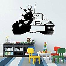 JHGJHGF Munition Wandkunst Aufkleber Kinderzimmer