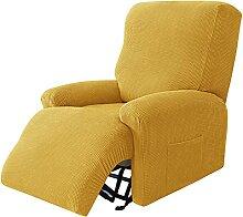JHLD Stretch Sesselbezug Relaxsessel, Jacquard