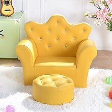 JHSF Kindersofa Freizeit Mini Sofa Schöne Sitzfläche Lazy Sofa Baby Sofa Stuhl (Farbe : C)
