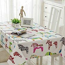 jhxena Im Europäischen Stil Tischdecke Dicken