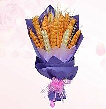 jhxena Künstliche blumenstrauß Hand Blumen