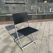 JHZY Klappstuhl Garten Lounge Stuhl Imitation