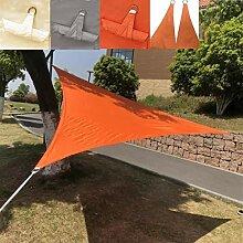 Ji Yun Campingzelt Außen 5x5m Triangle Sun Sail