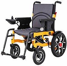 Jia He Rollstuhl Elektrischer Rollstuhl, faltender