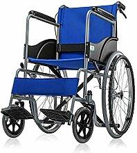 Jia He Rollstuhl Rollstuhl, Stahlrahmen ältere