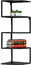 Jia He Wand Bücherregal Einfache Eisenregale