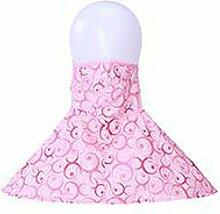 JIA HONG Fashion Wind Sonnenschutz Schal Masken,Pink2
