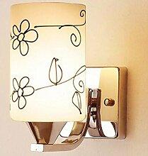 JIA HONG Glas Bedside Aisle Treppen Korridor Lampe,I-OneSize