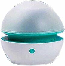 JIA HONG Karte Smart Fernbedienung Bluetooth Projektion Sound Schreibtisch Lampe,Green-175mm*170mm