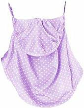 JIA HONG Nackenschutz Sonnenschutz Anti-UV-Masken,Purple