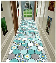 JIAJUAN Läufer Teppich Flur, Modern Eintrag