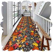 JIAJUAN Läufer Teppich Flur Zuhause Zeitgenosse