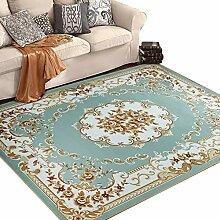 JIAJUAN Teppich Für Wohnzimmer Atmungsaktiv