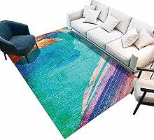 JIAJUAN Teppich Für Wohnzimmer Esszimmer Weich