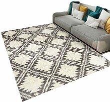 JIAJUAN Teppich Für Wohnzimmer Rechteckig