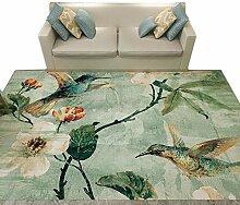 JIAJUAN Teppich Für Wohnzimmer Schlafzimmer Bett