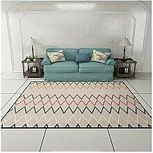 JIAJUAN Teppich Für Wohnzimmer Schlafzimmer