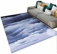JIAJUAN Teppich Für Wohnzimmer Zeitgenössisch