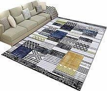 JIAJUAN Teppich Groß Für Wohnzimmer Sofa